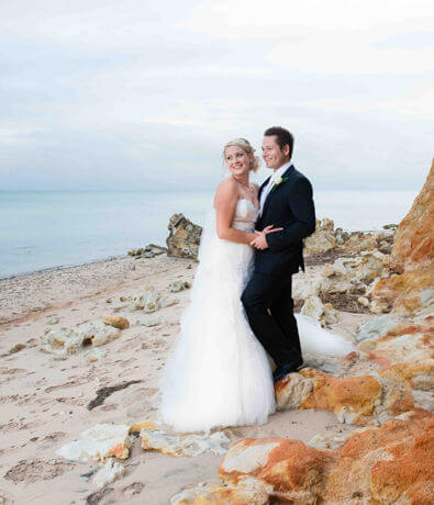 Wedding photographer Queenscliff