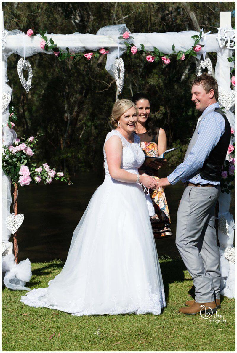 Moama wedding photographer