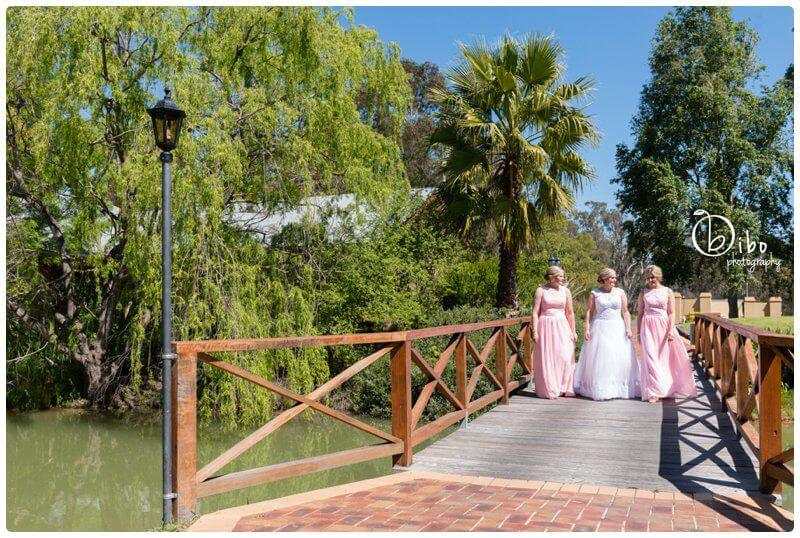 Perricoota Vines Retreat wedding