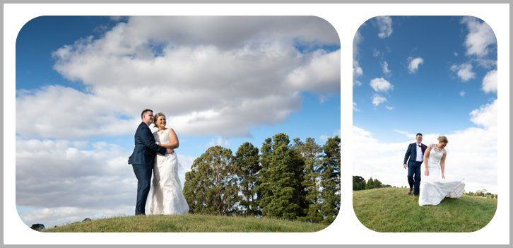 Ballarat Golf Club Wedding Photography