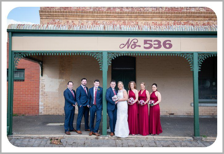 Ballarat wedding photography locations