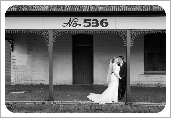 Bride and Groom photography Ballarat