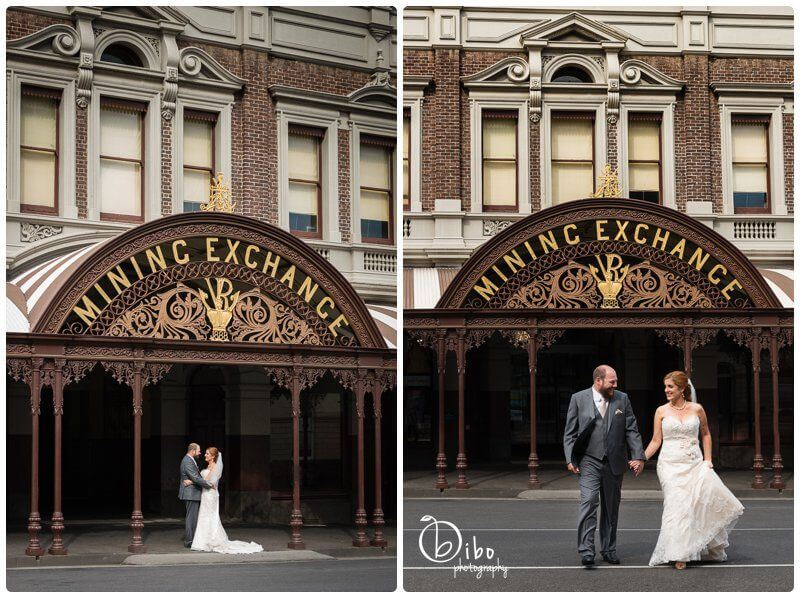 Ballarat City wedding photography