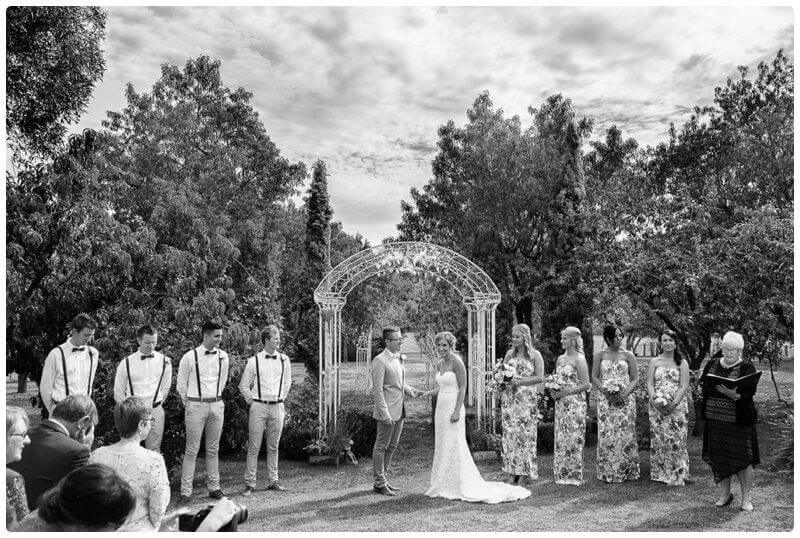 Ballarat wedding photos