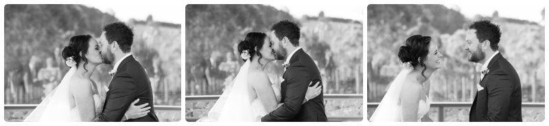 Best wedding kiss connected loving