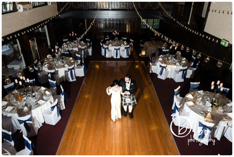 Wattle Park Chalet Reception Venue