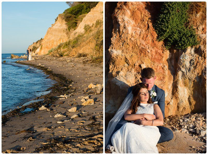 Terindah Estate wedding photographer private beach