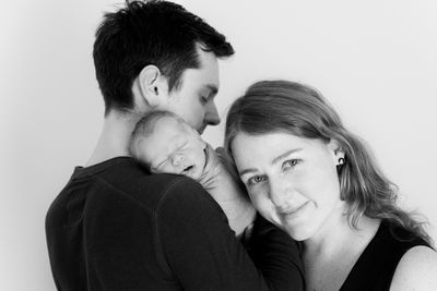 Newborn baby photographer Ballarat