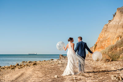 Beach side wedding Bellarine