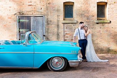 Professional wedding photography Ballarat